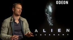 Michael Fassbender talks Alien Covenant with ODEON