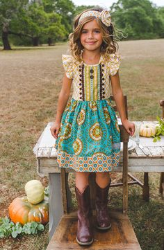 Dress your little one up for the Fall season! Shop Eleanor Rose HAPPY HARVEST collection when it releases October 7th at 7AM CT!