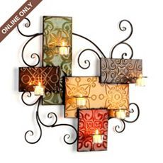 My whole house could be decorated in metal wall decor!