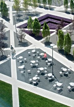 Scholars' Green Park at the new Sheridan College wins Mississauga Urban Design Award of Excellence.