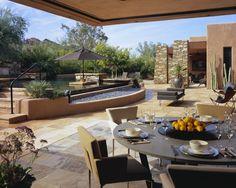 Paradise Valley, Arizona - contemporary - patio - phoenix - Swaback Partners, pllc