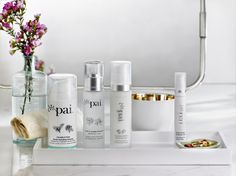 """""""Pai Skincare comes to France Aude Schaller, translated by Kate Matthams-Spencer, vogue. Pai Skincare, Home Spa, Organic Skin Care, Sensitive Skin, Vogue, Natural Beauty, France, Girls, Products"""