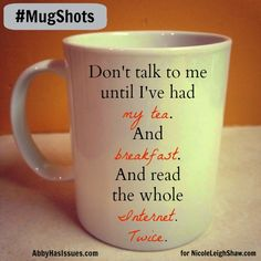 Nicole Leigh Shaw, Tyop Aretist: #MugShots by Abby Has Issues.