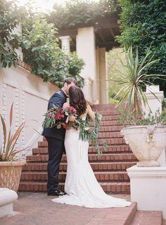 villa montalvo wedding