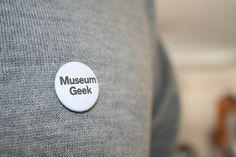 Museum Geek by MuseumNext, via Flickr