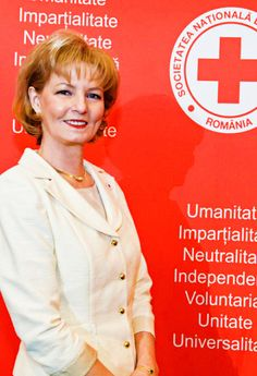theroyalfanzineCrown Princess Margareta of Romania was elected President of the Romanian Red Cross, May 15, 2015