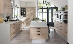 Classic Kitchens from Second Nature Collection. A fantastic range of top quality designed classic kitchens. Shaker Style Kitchens, Shaker Kitchen, Handleless Kitchen, Kitchen Cabinetry, Classical Kitchen, Wooden Play Kitchen, Bespoke Kitchens, Fitted Kitchens, Oak Kitchens