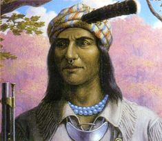 Tecumseh Ohio Shawnee