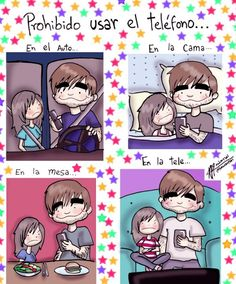 Prohibido! Future Love, Hubby Love, My Love, Cartoon Quotes, Funny Quotes, Cute Phrases, Frases Humor, All Things New, Hard To Love