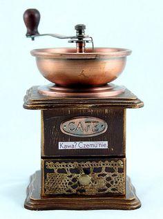 Vintage #Coffee Grinder