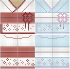 Animal Crossing Designs, flower yukatas