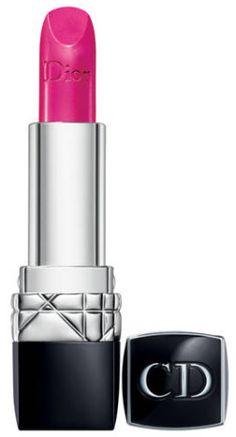 Rouge à lèvres rose fluo, Dior
