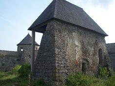 Pevnosť Bzovík.