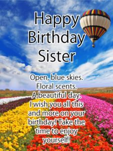 Birthday Cards Images For Sister, Happy Birthday Messages and greetings which could help you to say happy birthday to sister with lots of good warm wishes. Happy Birthday Sister Messages, Birthday Greetings For Sister, Happy Birthday Cards Images, Birthday Images For Her, Happy Birthday For Him, Birthday Wishes For Myself, Birthday Wishes Quotes, Birthday Greeting Cards, Birthday Msgs