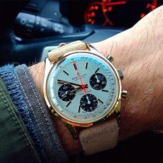 Forget performance, a luxurious watch attached to a wrist just always appears to be a significant enhancement to any wardrobe. Brand names like Rolex and Cartier carry an air of authority that real… Fine Watches, Men's Watches, Cool Watches, Unique Watches, Breitling Navitimer, Breitling Watches, Breitling Chronograph, Amazing Watches, Beautiful Watches