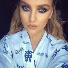 Little Mix's Perrie Edwards' make up