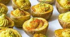 Devilish Potatoes 25 Vegan Recipes For Super Bowl Sunday Vegan Appetizers, Vegan Snacks, Savory Snacks, Vegan Foods, Vegan Dinners, Paleo Diet, Appetizer Recipes, Dinner Recipes, Vegan Vegetarian
