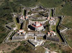 Forte de Nossa Senhora da Graça (ou de Lippe), Elvas – Alentejo (Portugal).