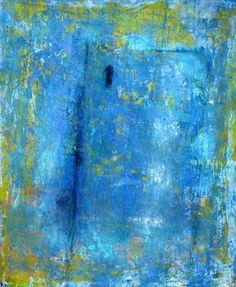 建造物画「錆びていく家」[そらい] | ART-Meter
