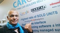 The CarChat24 team wishes all our friends a safe journey to #DigitalDealer in Vegas this weekend. While you're there, say hi to Jeff Sterns, our VP of Sales. #ChatLife #DD19 #LoveTheScarf www.CarChat24.com