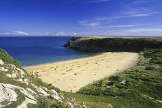 A beach in Wales has been named one of the best in the world