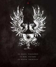 aredhel-ringeril:   Dragon Age| Grey Warden   It has always...