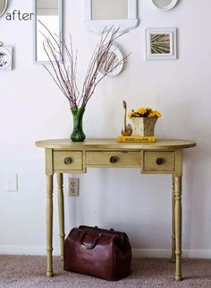 Furniture Weekly: Design Sponge Before and After