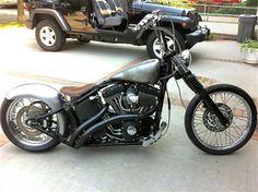 Night train bobber build - Harley Davidson Forums