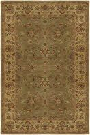 With its soft and beautiful traditional design details, the Crowne collection creates a lasting centerpiece that is unparalleled in style and value. Completely hand-tufted and hand finished using the finest wool in India, each rug is a radiant treasure that will embellish any decor. Sample rugs are non-returnable. However, if you purchase a sample and then subsequently buy a 5' x 8' or larger rug from the same collection, we will credit you for the full purchase price of the sample rug.
