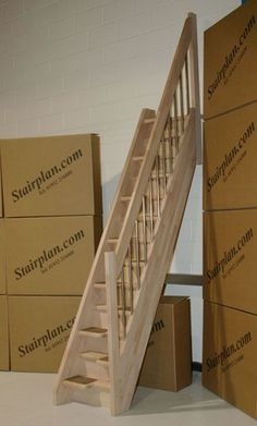Get a set of Made to Measure Stairs in 10 days with the Express order service