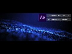 How to create Glittering Particle Wave in After Effects. Check out other Photoshop and After Effects tutorials. Motion Design, Adobe After Effects Tutorials, Film Effect, Learn Animation, After Effect Tutorial, Video Effects, Anatomy Tutorial, Video Film, Photography Editing