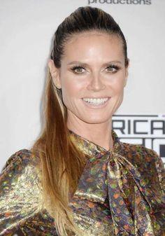 Heidi Klum Stilosissima Ai 2016 American Music Awards