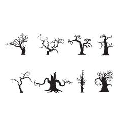 Black Scared Scaredy Cat Silhouette Halloween Clip Charm for Bracelets