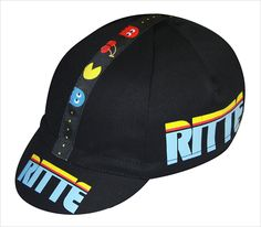 If I were ever to get a carbon road bike, it would probably be from Ritte. I've always admired their elegance and tasteful color ways. R itte has released a limited edition 4-panel Cycling Cap that's rocking some PAC-MAN. Swoop it HERE before they're all...