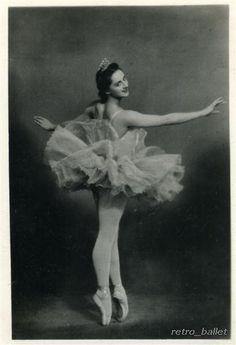 ballerina Alla Shelest