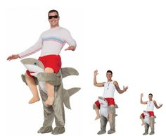 A Shark Costume Of The Highest Quality