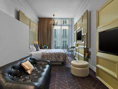 Fantastic Studio Suite Guest Room  W Paris Opera 4 Rue Meyerbeer Paris , 75009 France  www.starwoodhotels.com/whotels/property/overview/index.ht...  contact@wparisopera.com  33140683138