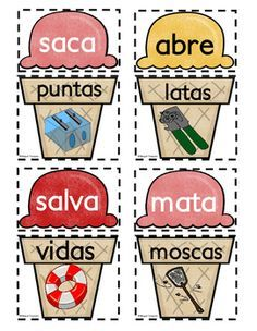 Compound Words Game-¿Cono-ces las palabras compuestas? Dual Language Classroom, Bilingual Classroom, Bilingual Education, Classroom Rules, Learning Time, Preschool Learning, Literacy Activities, Listening Activities, Spanish Teaching Resources