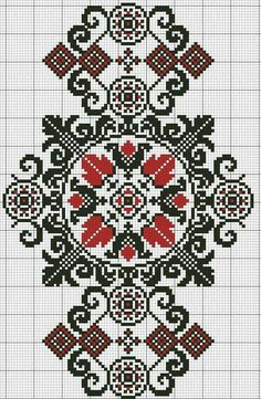 Beginning Cross Stitch Embroidery Tips - Embroidery Patterns Celtic Cross Stitch, Cross Stitch Borders, Cross Stitch Rose, Cross Stitch Flowers, Cross Stitch Charts, Cross Stitch Designs, Cross Stitching, Cross Stitch Patterns, Embroidery Motifs