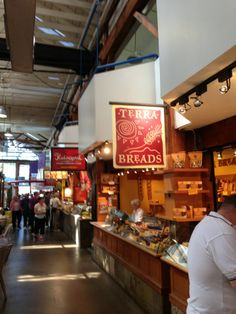 See 31 photos and 5 tips from 374 visitors to Terra Breads. You name it, they have it and they're soo delicious! Visit Vancouver, Granville Island, Breads, Places, Bread Rolls, Bread, Braid Out, Sandwich Loaf, Lugares