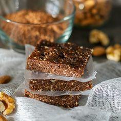 No Bake, No Stovetop Cookie Bites #recipe via Vegan Heritage Press http://www.yummly.com/recipe/No-Bake_-No-Stovetop-Cookie-Bites-1214602