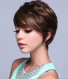 The pixie hair style is one of those haircuts for teenage girls that sort of comes in and goes out of fashion on a regular basis. Description from haircutinspiration.com. I searched for this on bing.com/images