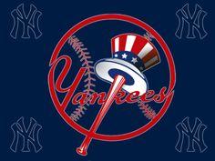 New York Yankees Logo Wallpapers Wallpaper Free Yankees Wallpapers Wallpapers) New York Yankees, Go Yankees, Yankees Logo, Yankees News, Yankees Pictures, Red Sox Nation, Yankee Stadium, Mickey Mantle, Babe Ruth