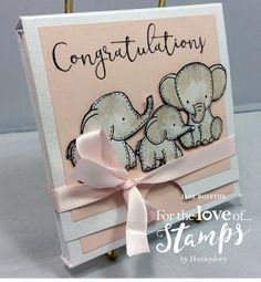 Isle of Crafty Creations: For the Love of Stamps...