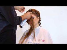 Bridal hair do by Farrukh Shamuratov 1