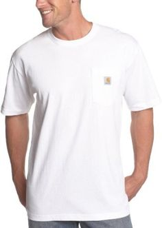 #3: Carhartt Men's Workwear Pocket T-Shirt