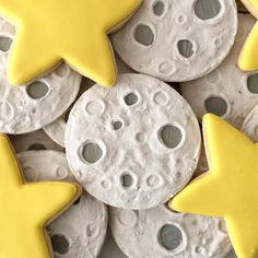 Oh, Sugar! Events - moon cookies