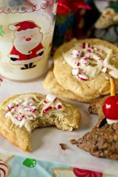 Santas christmas cookies