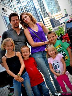 Rhea Wahlberg's Blog: Are We the Only OnesTardy? http://celebritybabies.people.com/2015/03/13/rhea-wahlberg-blog-school-morning-rush/