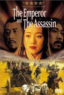 The Emperor and the Assassin / China (Mandarin) / HU DVD 2320 / http://catalog.wrlc.org/cgi-bin/Pwebrecon.cgi?BBID=6786774